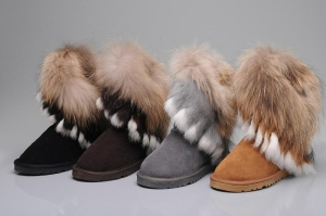 China Warm Shoes Industry